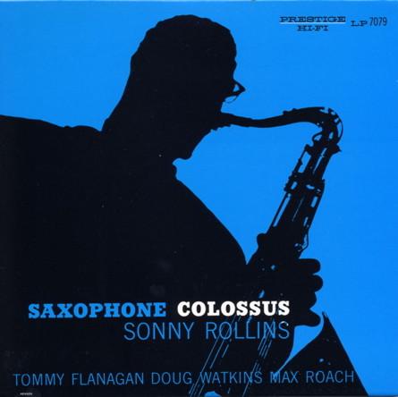 Saxophonecolossus